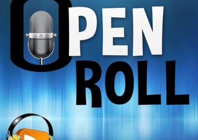 Featured on the OpenRoll Podcast
