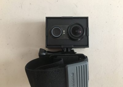 GoPro in Casing