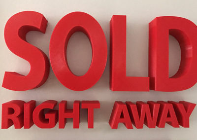 Sold Right Away Logo